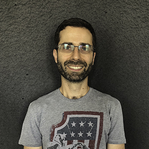 Sean Landsman, Lead Developer